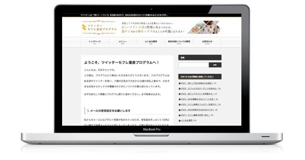 ツイッターでセフレを量産する教科書の体験実践ブログをはじめます