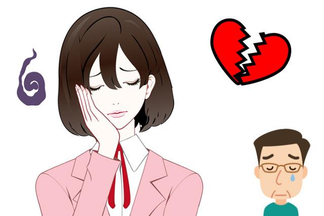 セックスフレンドという関係は不安定で長くは続かないのが普通。